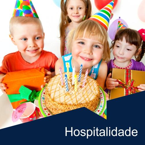 Organização de Festas infantis 24h