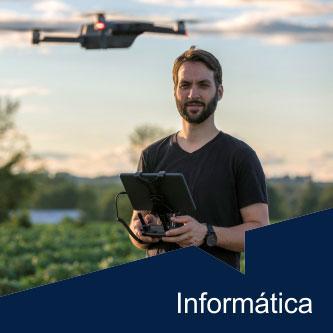 Drones - Aplicação e Prática de Voo 08h